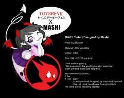 Tee Collab Details by mashi