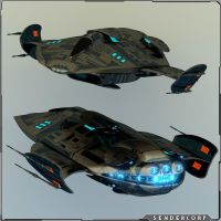 GUNSHIP RXJ One by PINARCI