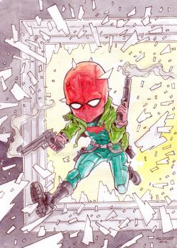 Red Hood by melcasipit