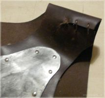 LARP Gears - Armour 02 detail by Meow-chi