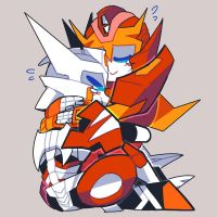 MTMTE: Cuddle by c0ralus