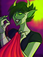 Kanaya by XTiMe-WaRpEdX