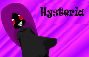 (human form) Hysteria see something to be Kill by BlackCherry1994