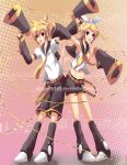 Rin and Len by chamoth143