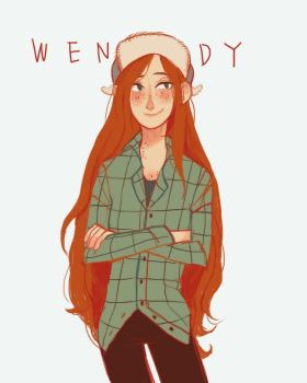 Wendy Corduroy by imamong