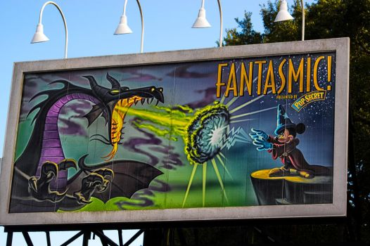 Fantasmic Sign by JasonGalterio