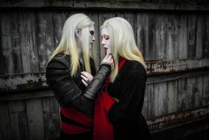 We Will Not Fade - Nuada / Nuala Cosplay - Hellboy by Mitternachto