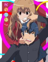 ToraDora by OTTflood