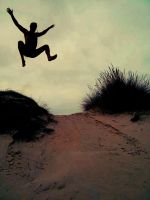 Jumping dunes by Trancos8