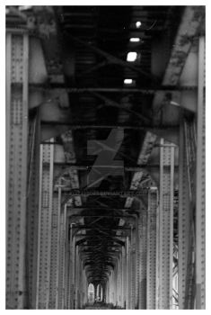 Under the 'L' Tracks by alizahid82