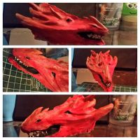 1,000 page views+ Dragon Bust!!!!! by UntilTheNight