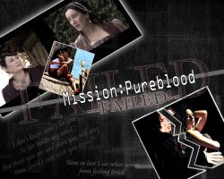 Mission Pureblood by PrincessofMadness