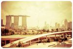 Singapore - Now by Roguellgreen
