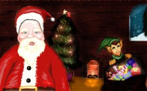 Santa Claus is coming to town! by Preettisen