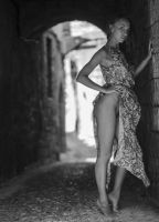 nude in the city 2 by DenisGoncharov
