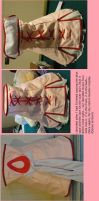 Kyubei dance dress in progress by axel4ever