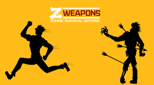 Zweapons Concept Art by KingVego