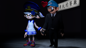 Blutiful Marieflower (Splatoon SFM) by Geoffman275