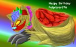 Happy Birthday Petplayer976 by WerewolfProtecter