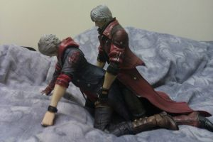 Dante x Nero Playarts Kai fun by Cannonade