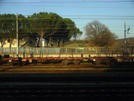Rails in color by digitaldecay