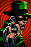 GreenHornet16 by DaneRot