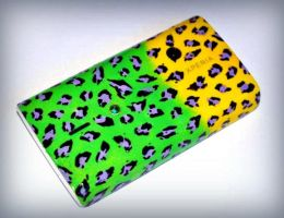 Leopard Print Phone Case by KayleighOC