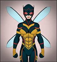 Wasp by DraganD