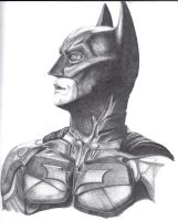 Batman by Macca-Chief