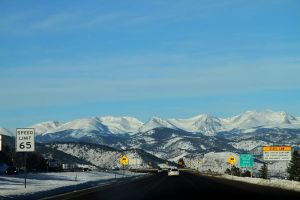 the Rocky Mountains.. by candysamuels