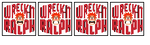 Wreck It-Ralph Icon Logo frames by sissysonikku