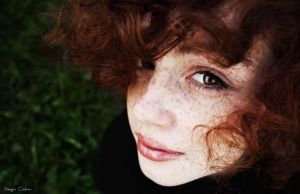 freckles II by Sssssergiu