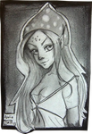 = Azelia the Forest Elf = by Sevenlole