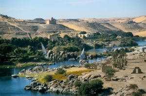 From Aswan with love by Nile-Paparazzi