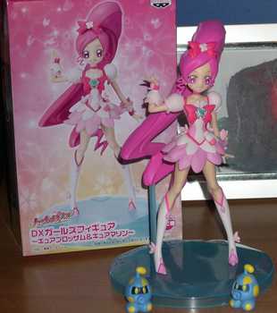 Cure Blossom Figure by PrincessAsh1ey