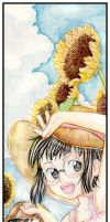 Bookmark: Friends_Summer by yama30