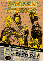 Broken Strings Magazine Cover - Final Outcome by Plentiful-Pentagram
