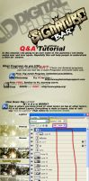Photoshop n Gimp QnA by fireproofgfx