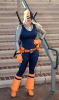 Rose Wilson Ravager2 by ComicChic19
