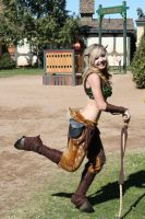 Jessica Nigri - Faun Hooves by agfrx7