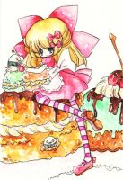 Alice in sweet land by MitsukaChiru