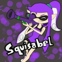 Splatoon SPLASH: Squisabel by SoniciatheHedgehog