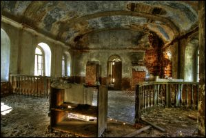 Abandoned Church by coolmacc
