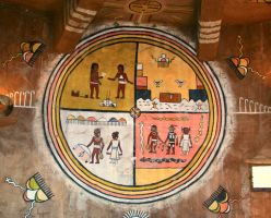 Hopi Mural by Dallas59