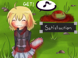 EFFECT GET: Satisfaction by MewGlaceon