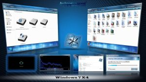 windows 7 X4 New Edition Jan 2013 by AmbalaGurpreet