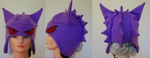 Gengar Hat by Penny-Penny