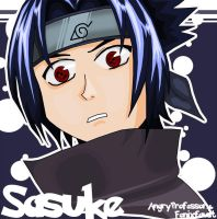 Sasuke Collab by TheAngryProfessor