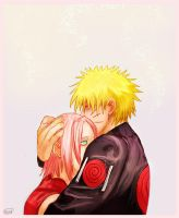 NaruSaku: Let Me Go by MuseSilver