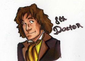 Eighth Doctor by Alyona11